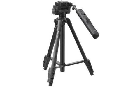 Sony VCT-VPR1 Aluminium Tripod inc Remote, Quick Shoe, Multi USB Cable