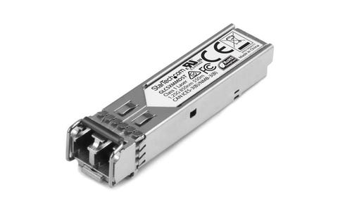 Startech Cisco GLC-SX-MMD Compatible SFP Transceiver Module - 1000BASE-SX