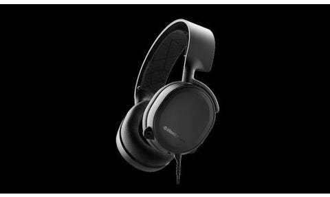 SteelSeries Arctis 3 2019 edition Gaming Headset - Black