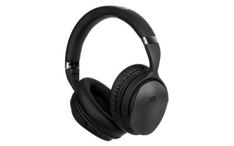 Volkano VK-2003-BK Silenco Noise Cancelling Wireless Over Ear Headphones - Black