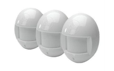 Yale Pet PIR Motion Detector - 3 Pack