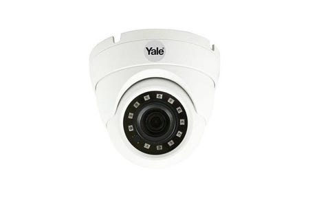 Yale Smart Home CCTV HD1080 Wired dome outdoor camera