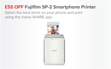 £55 OFF Fujifilm SP-2 Smartphone Printer