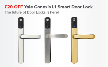 £20 OFF Yale Conexis L1 Smart Door Lock