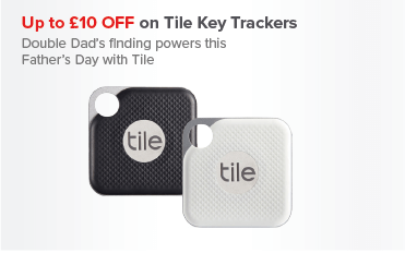 Save £10 OFF Tile Key Tracker