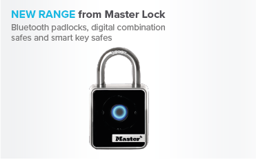 NEW RANGE from Master Lock