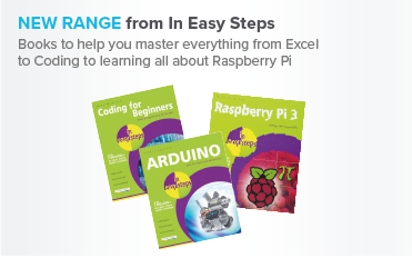 NEW books from In Easy Steps
