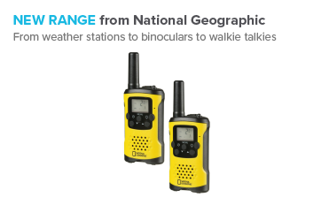 New range from National Geographic