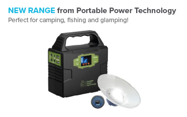 NEW range from Portable Power Technology