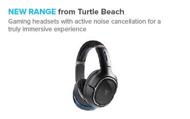 NEW range from Turtle Beach