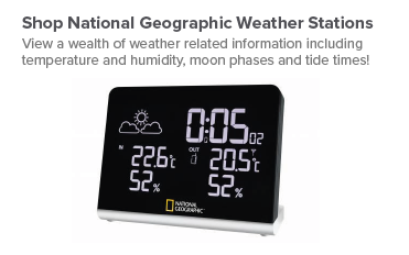 Shop National Geographic Weather Stations
