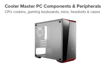PC Components from Coolmaster